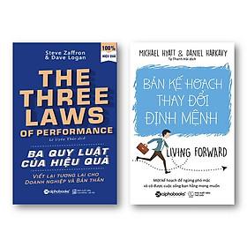 Combo Sách: Ba Quy Luật Của Hiệu Quả + Bản Kế Hoạch Thay Đổi Định Mệnh