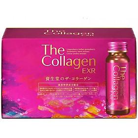Nước uống the collagen EXR hộp 10 chai x 50ml Nhật Bản