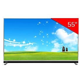 Smart Tivi Toshiba 55 Inch 4K 55U9750 - Hàng Chính Hãng + Tặng Khung Treo Cố Định