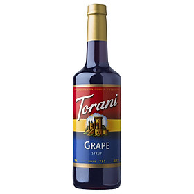 Torani - Sirô Nho - Grape Syrup - 750ml