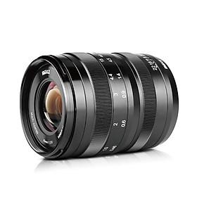 Ống kính Meike 25mm f2.0 APS-C for Sony E-Mount - Hàng Nhập Khẩu