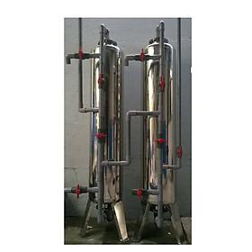 BỘ LỌC INOX SUS304 công suất 1200 lít