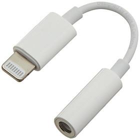 Cáp chuyển đổi Apple Lightning sang 3.5mm MMX62ZA/A chính hãng