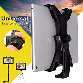 Universal Tablet Stativ Halter Halterung Clip Adapter für Stick iPad 7~10.1''