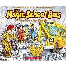 Magic School Bus: Inside The Earth - Chuyến Xe Khoa Học Kỳ Thú