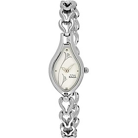 Titan Raga Women's Bracelet Watch   Quartz, Water Resistant