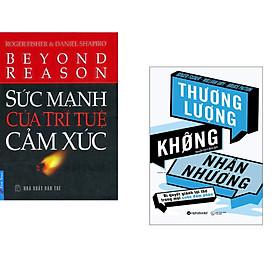 Combo 2 cuốn sách: Sức Mạnh Của Trí Tuệ Cảm Xúc + Thương Lượng Không Nhân Nhượng