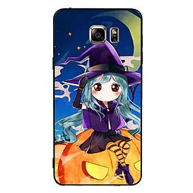 Hình đại diện sản phẩm Ốp lưng Halloween viền TPU cho điện thoại Samsung Galaxy Note 5 - Mẫu 04
