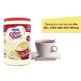 Bột Cà Phê Hòa Tan Nestle Coffee Mate 1.5 kg - Hàng Nhập Khẩu USA