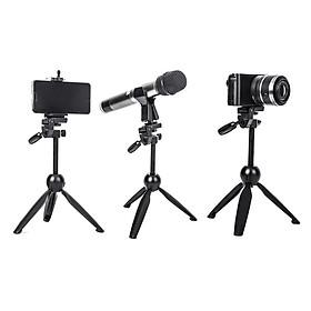 Chân để bàn quay phim, chụp ảnh, gắn micro - Giá đỡ điện thoại cao cấp-hàng chính hãng