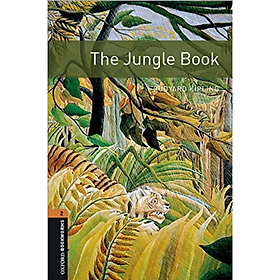 Hình đại diện sản phẩm Oxford Bookworms Library (3 Ed.) 2: The Jungle Book MP3 Pack