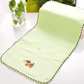 Khăn Mặt Cotton Hình Cún Cho Trẻ Em (50x28cm)