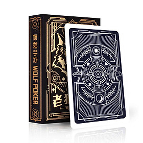 Xiaomi Youpin Three A Playing Cards Poker Board Game Werewolf Game Playing Cards Table Games Indoor Family Party