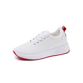 Hình đại diện sản phẩm Giày Thể Thao Nữ Sneaker, Giày Nữ Thể Thao Bao Lưới