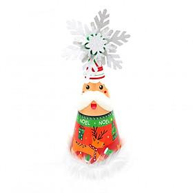 Nón chong chóng Noel – Ông Noel Yêu Thương – KB492