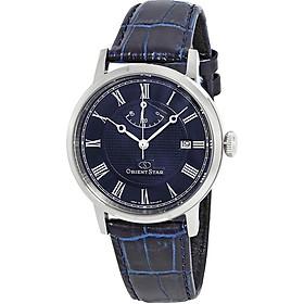Đồng hồ Nam tự động  dây da Orient SEL09003D0