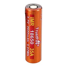 Pin Sạc Lion IMR 18650 (2600mAh 3.7V 40A)