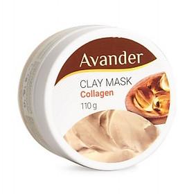 Mặt nạ đất sét Collagen Avander 110g