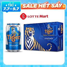Thùng Bia Tiger 24 Lon (330ml / Lon)
