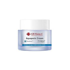 Kem Dưỡng Cấp Ẩm & Dịu Da Khẩn Cấp Cell Fusion C Aquaporin Cream 50ml