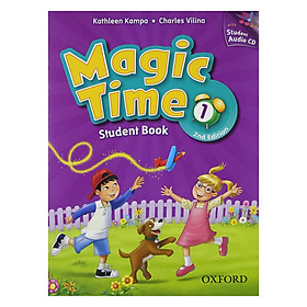 Magic Time 1: Student Book and Audio CD Pack