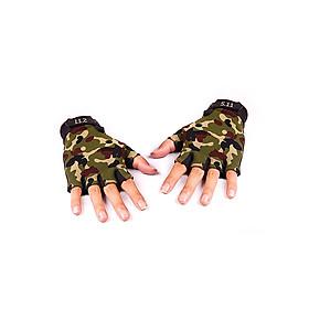 Găng tay lính Winwinshop88 GT04 - Màu Họa Tiết Lính