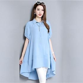 Đầm bầu suông thời trang bầu công sở Haint Boutique HB39