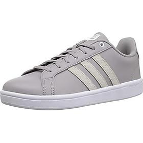 adidas Originals Women's Stan Smith Sneaker, Light Granite/White/Light Granite, 5.5 M US