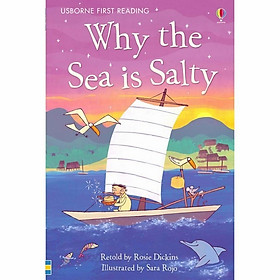 Usborne First Reading Level One: Why the Sea is Salty
