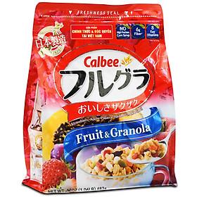 Ngũ Cốc Calbee Frugra Nhật Bản (482g)