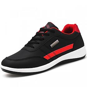 Giày thể thao nam giày mẫu mới hai màu trắng đen PETTINO - PS18