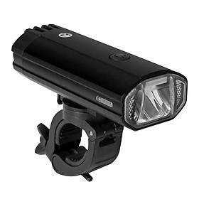 Đèn trước xe đạp sạc USB tích hợp sạc dự phòng điện thoại Jett Explorer 800
