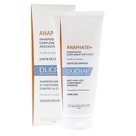 Dầu gội ngăn rụng tóc Anaphase Plus Shampoo Ducray 200ml