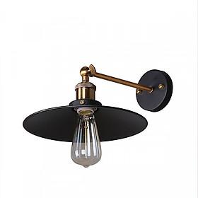 Đèn gắn tường 1 đui Chao sắt TU002T NATURAL LAMP