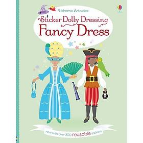 Usborne Sticker Dolly Dressing: Fancy Dress