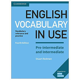 English Vocabulary In Use Pre-intermediate And Intermediate Book With Answers, 3rd Edition