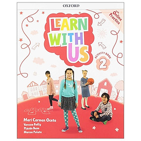 Learn With Us: Level 2: Activity Book With Online Practice
