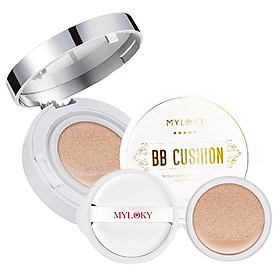 Phấn nước Myloky 3 in 1 BB Cushion