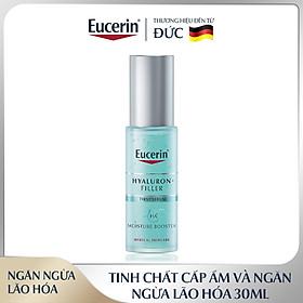 Tinh Chất Cấp Ẩm và Ngăn Ngừa Lão Hoá Eucerin Hyaluron - Filler First Serum Moisture Booster 30ml