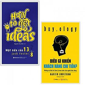 Combo Sách Kinh Tế: Một Nửa Của 13 Là 8 + Điều Gì Khiến Khách Hàng Chi Tiền? - (Tặng Kèm Postcard Greenlife)