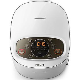 Nồi Cơm Điện Philips HD4533/66 - Hàng Chính Hãng