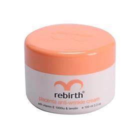 Kem dưỡng ẩm giảm nám, chống lão hóa nhau thai cừu Rebirth - RB02