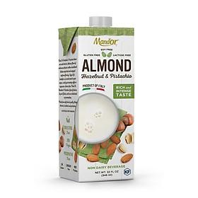 Sữa 3 loại hạt Mand'Or hạnh nhân, hạt phỉ & hạt dẻ cười - 946ml