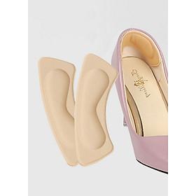 Miếng lót cho giày rộng V.11 miếng lót giảm size giày cho giày rộng - Màu kem
