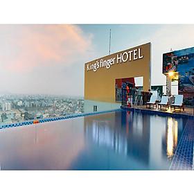 King's Finger Đà Nẵng Hotel City and Ocean View Bao gồm Buffet Sáng , Dịch vụ Hồ bơi tầng cao nhất Tiêu chuẩn
