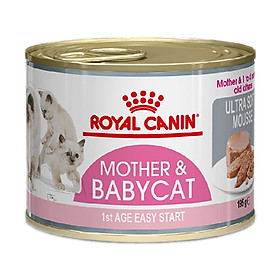 Pate Cho Mèo Royal Canin Mother & Babycat (195g)