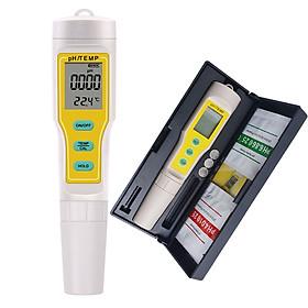 Máy đo độ pH và nhiệt độ trong nước tự động hiệu chỉnh TPH01608