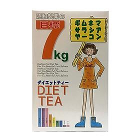 Trà hỗ trợ giảm cân Diet Tea 7kg - Nhập khẩu Nhật Bản