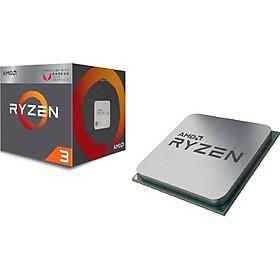 CPU AMD RYZEN 2200G - HÀNG CHÍNH HÃNG