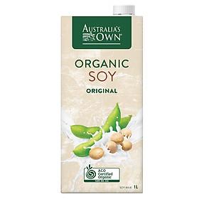Sữa Đậu Nành Hữu Cơ 1L ( không đường )